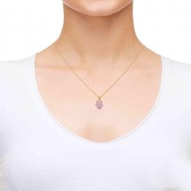 חמסות מעוצבות -שרשרת זהב חמסה - מתנה לבת - ננו תכשיטיםחמסות מעוצבות -שרשרת זהב חמסה - מתנה לבת - ננו תכשיטים