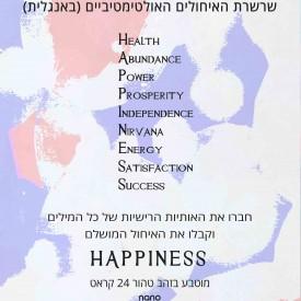 מתנה למחנכת סוף יב– תליון חמסה עם איחולי אושר -Happiness – ננו תכשיטיםמתנה למחנכת סוף יב– תליון חמסה עם איחולי אושר -Happiness – ננו תכשיטים